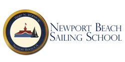 Newport Beach Sailing School Retina Logo